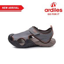 [Ardiles] Big Sepatu Slip on Abu Abu - ARDABAA