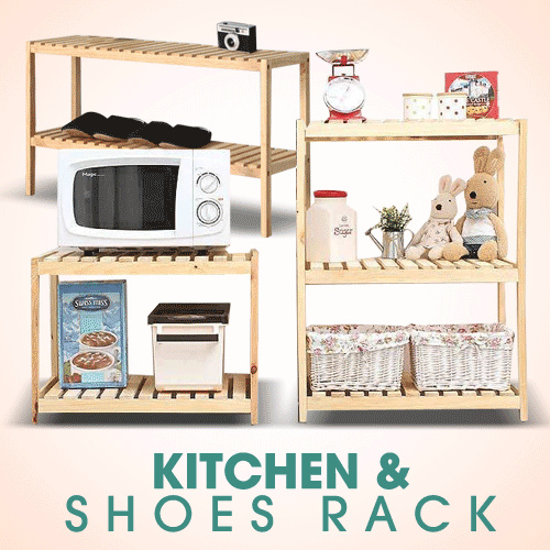 [BEST DEAL EVER] PROMOTION ALL KITCHEN RAK /ALL SHOES RACK. Deals for only Rp65.000 instead of Rp125.000