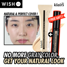 [KLAIRS] Illuminating Supple Blemish Cream/ buy 1 get free concealer/ perfect cover/ no grey cast
