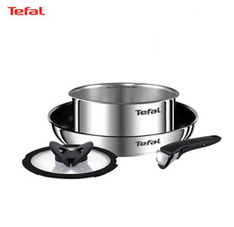 Tefal Magic Hands Emotion Multi 4P Set /Detachable handle Tepal Titanium Pro Coating new