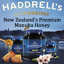 BESTSELLER! Haddrell's of Cambridge Manuka Honey UMF5+ UMF13+ UMF16+
