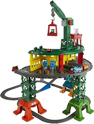 2ee48c665343 FisherPrice(Fisher-Price) Fisher-Price Thomas Friends Super Station Playset  Train-