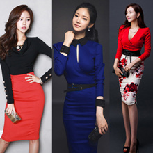 New Fashion 2018 Dress High Quality ★Sexy Club wear ★Perfect for Casual ★ Office Dress