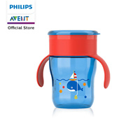 Philips Avent 260ml Grown Up Cup 9M+  Blue