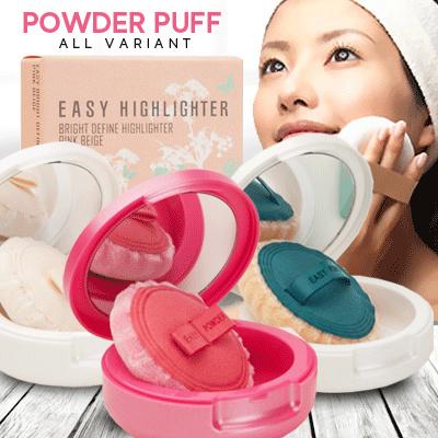 Easy Powder | Inovasi Kosmetik Powder Puff Baru dari KOREA! Deals for only Rp237.000 instead of Rp237.000