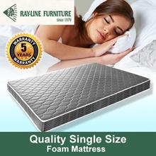 Quality Single Foam Mattress! Lowest in Qoo10