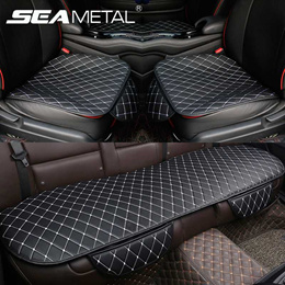 sale Car Seat Covers Protector Pu Leather Universal Automobiles Seat Cover Auto Pads Mat Waterproof