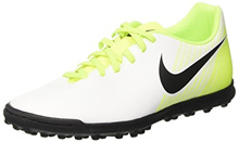 Nike real star Xora II TF 844408 107 White / Black / Bolt / Urufugure