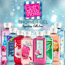 🎁SIGNATURE COLLECTION🎄Bath N Body Works Shower Gel 295ml