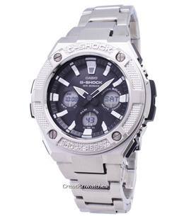[CreationWatches] Casio G-Shock GST-S330D-1A GSTS330D-1A Illuminator Analog Digital 200M Mens Watch