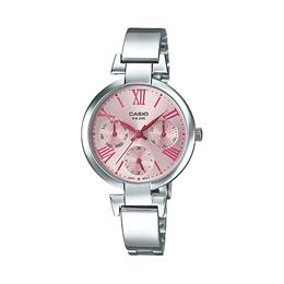 カシオ 腕時計 レディース CASIO STANDARD ANALOGUE LADYS アナログ チプカシ チープカシオ プチプラ ベーシック シンプル ltp-e404d-4avdf ltp-e404d-4 ltpe404d-4avdf ltpe404d-4