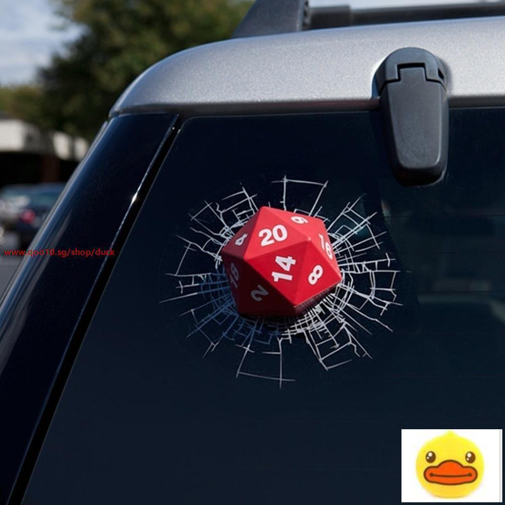 Sticker For Car Glass