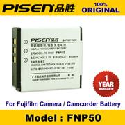 100% Original PISEN Digital Camera Battery FNP50 Fujifilm FinePix F500EXR F605EXR F1000EXR XP170 F50