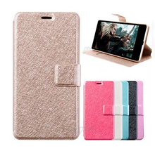 Silk Leather Case For iPhone 6 6s plus 4.7 5.5 inch Wallet Stand Card Holder  Flip Magnetic Chip Phone Cover