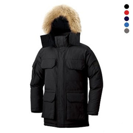 [HOWRU] ★ Innuit Parka ★ JK950W / 5 Colors / Korea Street Brand / Korea and Japan Best Selling Clothes / Woman / Man / Unisex / gift