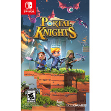 Nintendo Switch Portal Knight