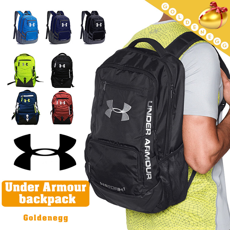 Sports Backpack▷UNDER ARMOUR STORM Water Resistant Backpack◁Travel  Bag/Bicycle Bag