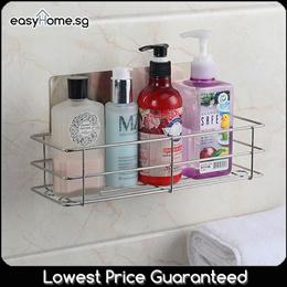 SQ5127 Magic Stick Rack / Bathroom Kitchen Toilet Organizer Holder Shelf