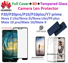 Huawei P20/P20pro/Mate10PRO/Nove 2I/Mate10/Y7Prime/MATE9/P10/P10PLUS/Nova Lite Tempered Glass