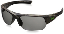 AUTHENTIC Under Armour UA Big Shot Sunglasses Satin Real Tree / Black IN STOCK