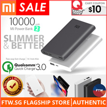 [USE $10 QOO10 COUPON!!] Xiaomi 100% Authentic Baseus USAMS Wireless Charging Power Bank