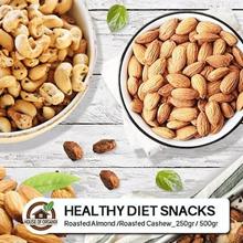 Roasted Nut Snack Sehat HOS021