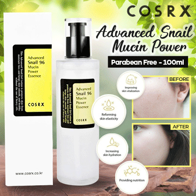 Cosrx Advanced Snail 96 Mucin Power Essence 100ml Deals for only Rp199.000 instead of Rp199.000