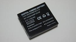 PANASONIC DMW-BCC12/CGA-S005対応互換大容量バッテリー 1150mAh☆Lumix DMC-FX100