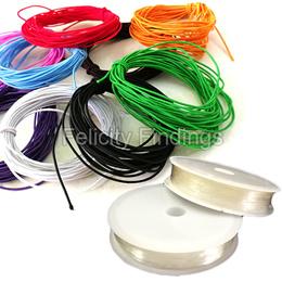 elastic Thread / Beading strings / cord / findings supplies