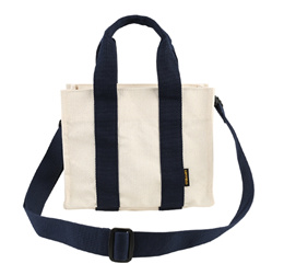 Ivory Canvas Totes Crossbody Bags Korean Womens Best Fashion Shoulder Bags