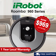 IROBOT ROOMBA 960 ROBOT VACUUM CLEANER - BRAND NEW  *1 year warranty*