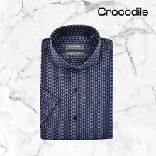 ★CROCODILE OFFICIAL STORE★ PREMIUM BAMBOO COTTON SHORT SLEEVE