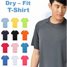 Quick Dry Short-Sleeved T-shirt | Sport | Jogging | Basketball | Tennis | Tees