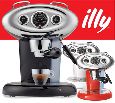 illyilly Francis X7.1 Espresso Capsule Coffee Machine