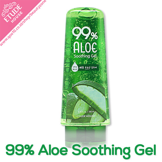 99% Aloe Soothing Gel 250ml Deals for only Rp120.000 instead of Rp255.319