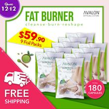 $59.90 180 CAPS! (OVER 7K REVIEWS) SG #1 BestSelling Avalon Fat Burner 100% Natural and Safe