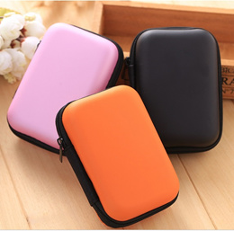 Durable EVA Case for Portable Hard Disk HDD / GPS HARD Cover Small Electronics CARRY CASE