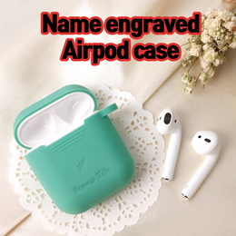 NEW!!! Air pods case/ Laser engraved Name air pods case /personalised/ best giftairpod