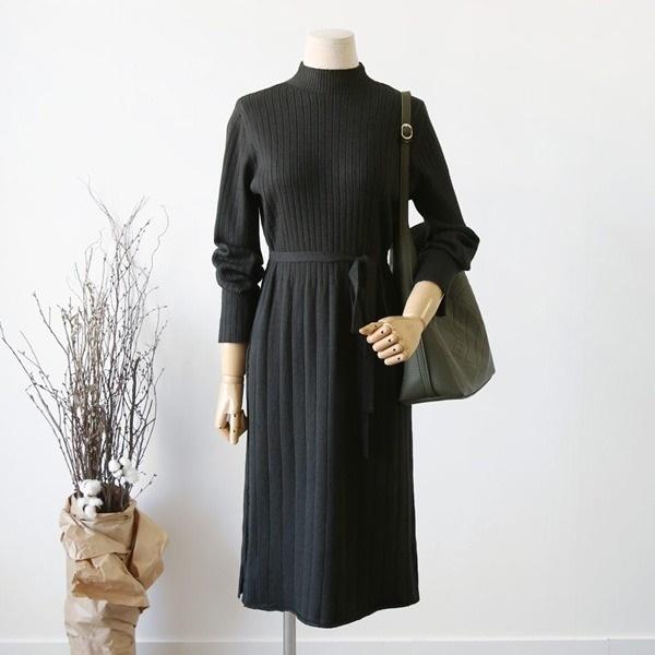 ゴルジニトゥウルワンピースOP078D7 無地ワンピース/ワンピース/韓国ファッション