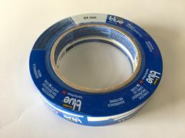3M™ Scotch-Blue™ Painters Tape Original 2090 24 mm x 54.8 m (2 rolls)