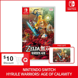 【Pre-Order】 Nintendo Switch HYRULE WARRIORS : AGE OF CALAMITY //release date November 20