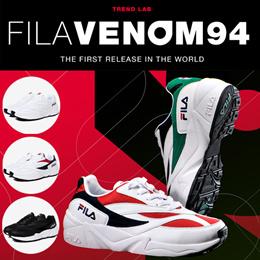 [FILA] TREND LAB VENOM 94 5color Sneakers FS1HTA3031X FS1HTA3032X