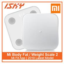 [2019] Xiaomi Weighing Scale 2 / Xiaomi Mi Body Fat Weighing Scale 2 | 10 Data Analysis | Export