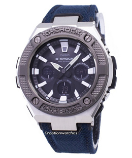[CreationWatches] Casio G-Shock GST-S330AC-2A Illuminator Analog Digital 200M Mens Watch