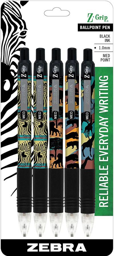 Zebra Gel ballpoint pen core replacement B-RJF7-BK Import Japan