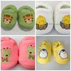 [newBORN Baby Shoes] Sepatu Bayi Baru Lahir Imut motif karakter [0-3 Bulan]