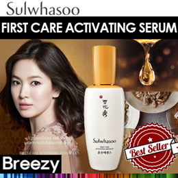 [Sulwhasoo] First Care Activating Serum EX / Forest Morning / Gentle Blossom / Capturin