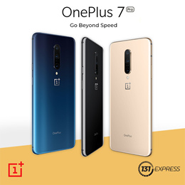 [Pre-Order] OnePlus 7 / 7 Pro —— Snapdragon 855 / 90Hz Fluid AMOLED / 48MP Camera / Warp Charge 30