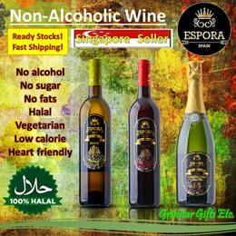 Halal Non Alcoholic Wine