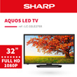 [SHARP OFFICIAL]32 inch Full HD Digital LED Panel TV LC-32LE275X